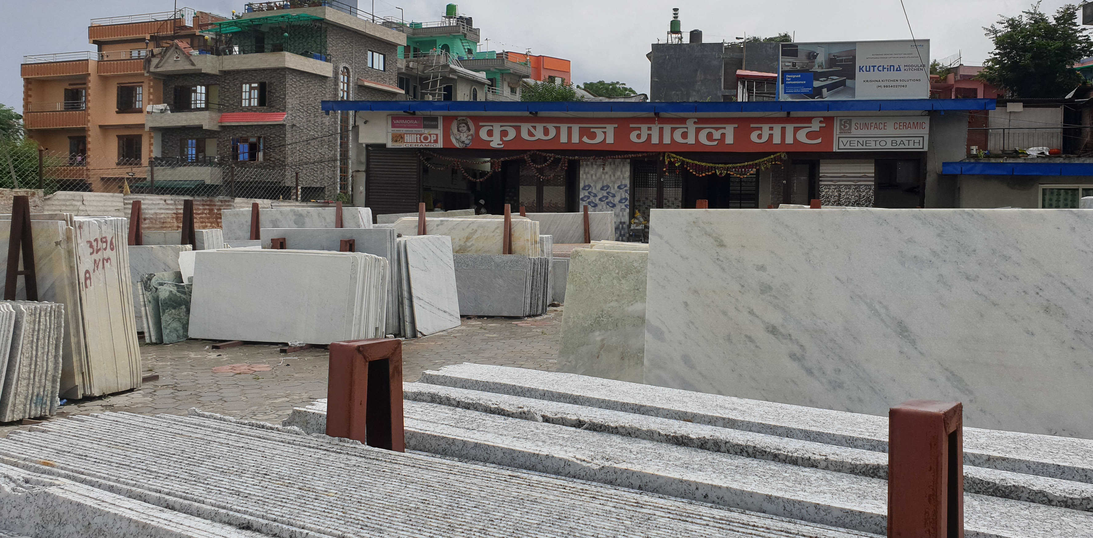 Marble House In Nepal Granites Tiles Affordable Price